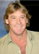 Steve Irwin - no drugs