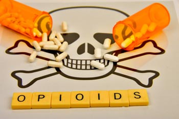 opioid drug deaths in Australia
