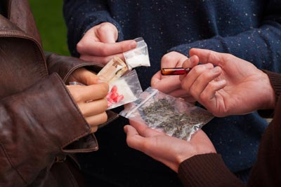 illicit drug supply in Australia