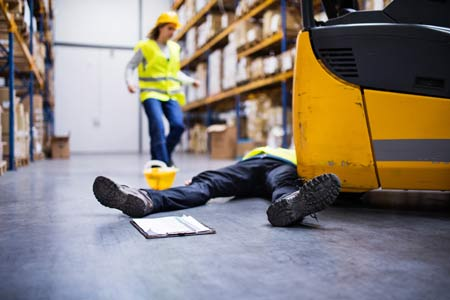 drug related workplace accident