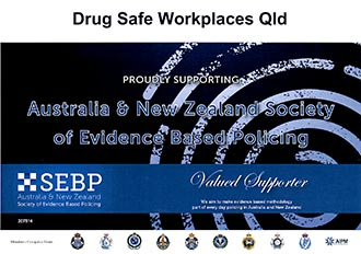 Australian New Zealand Society Evidence Based Policing
