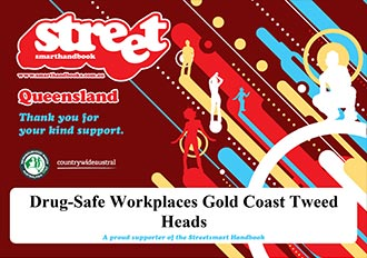 Drug Safe Workplaces Gold Coast Tweed Street Smart Handbook Queensland