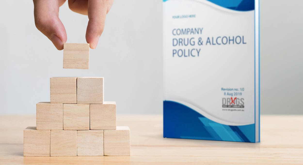 essential elements of a drug alcohol policy